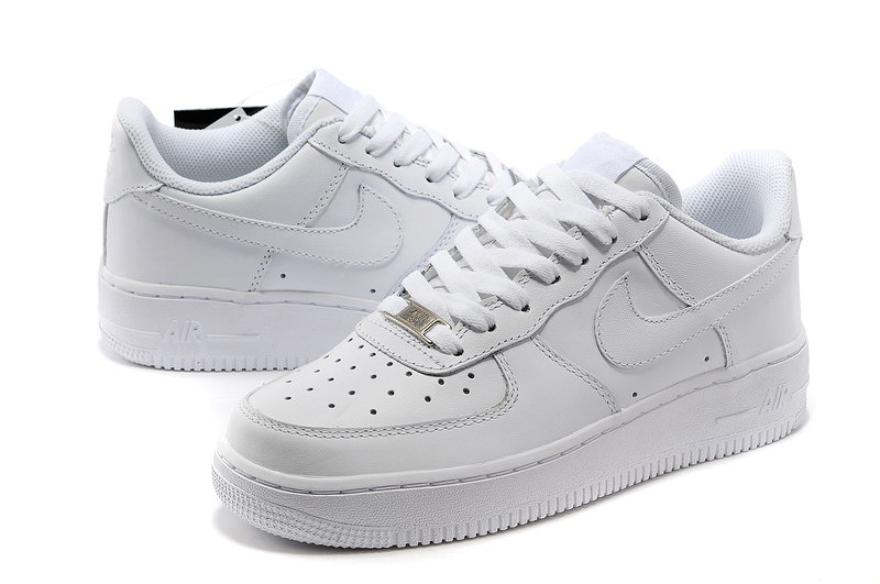 Nike Air Force 1 Low Black Homme Trainers,Nike af1 white ...