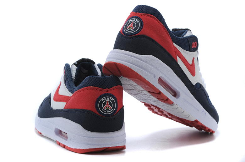 Nike Air Max 1 Paris Saint Germain Logo,Air Max 87 Paris Psg