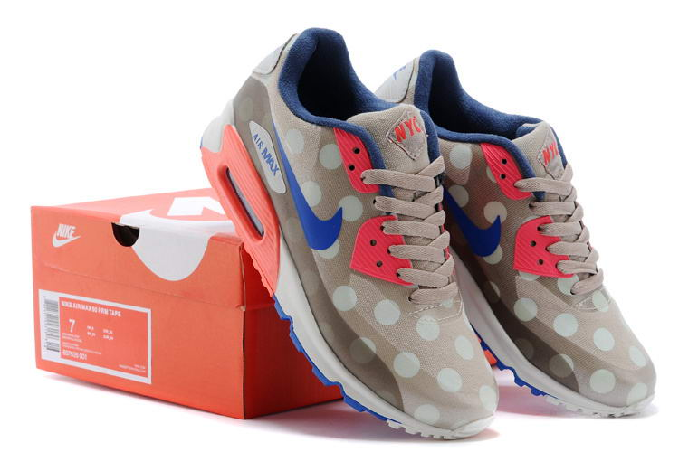 Nike Air Max 90 Ice City QS New York Shoes Style Code 667635