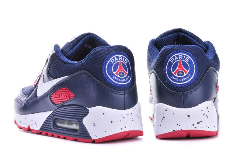 Nike Air Max 90 Paris Saint Germain Fc Homme 2014 15