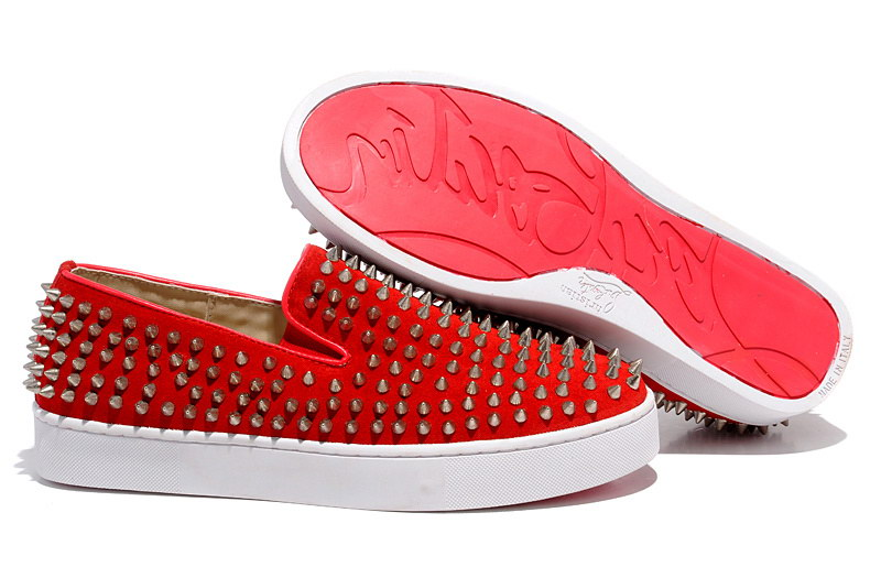 Christian Louboutin Releases New Louis Junior Low Top